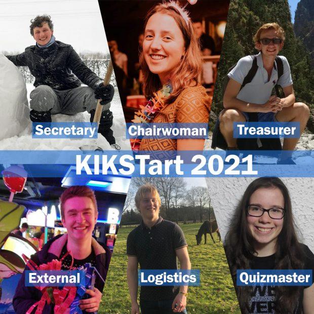 KIKSTart 2021 has been formed!