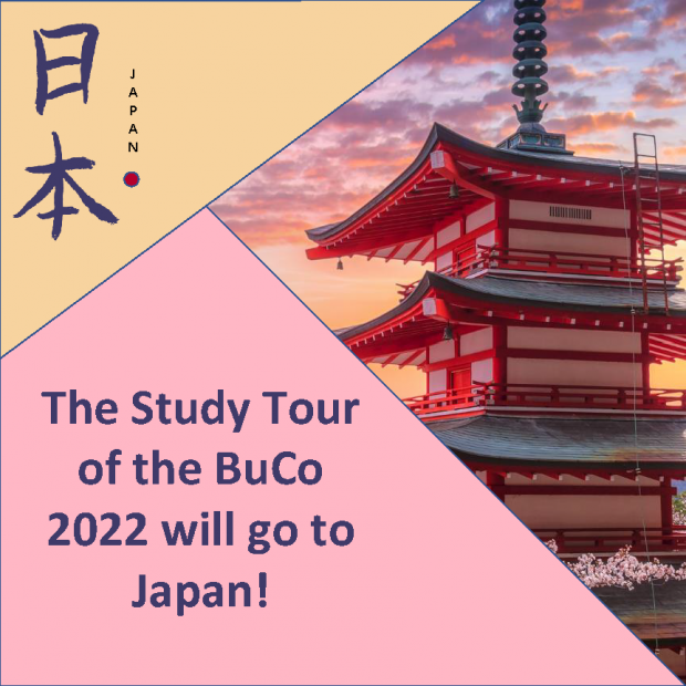 Study Tour 2022 destination announcement