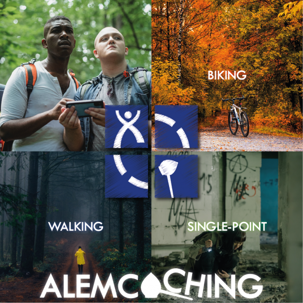 Geocaching of Alembic